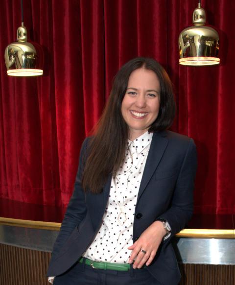 Sandra Ehne - En av framtidens kvinnliga ledare!