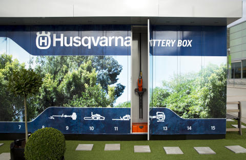 Husqvarna Battery Box-1