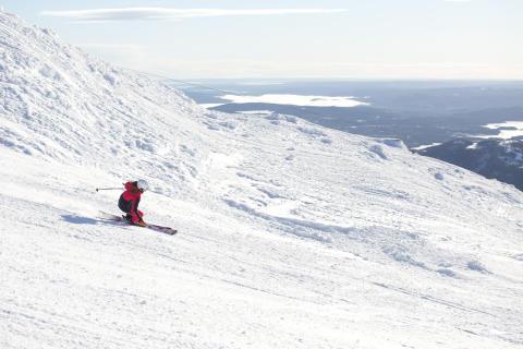 Åre - Downhill skiløb