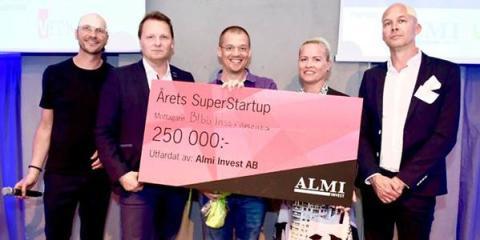 Almi Invest investerar i medtech-bolaget B!BB Instruments