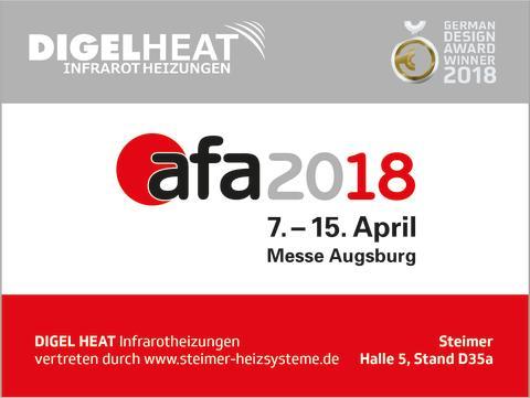 AFA 2018 - Augsburg