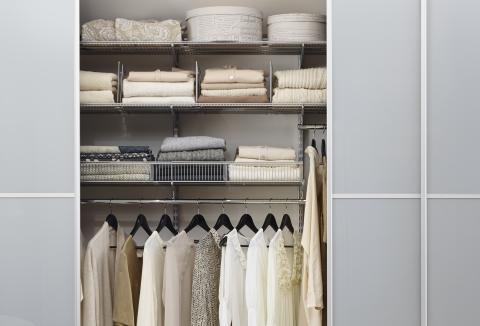 Kaste eller beholde? Start det nye året med en skikkelig opprydning i garderoben!