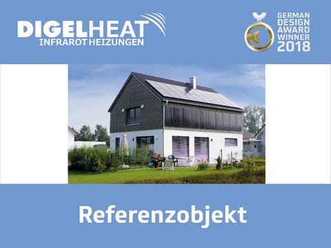 Referenzobjekt kfW 40+ Haus bei Günzburg