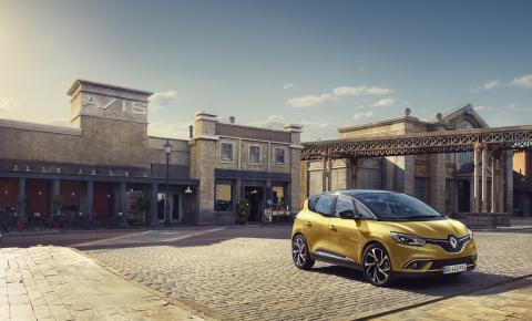 Læk afslører ny Renault Scenic før tid