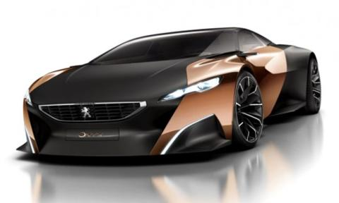 Peugeot Onyx hædret ved Louis Vuitton Classic Awards