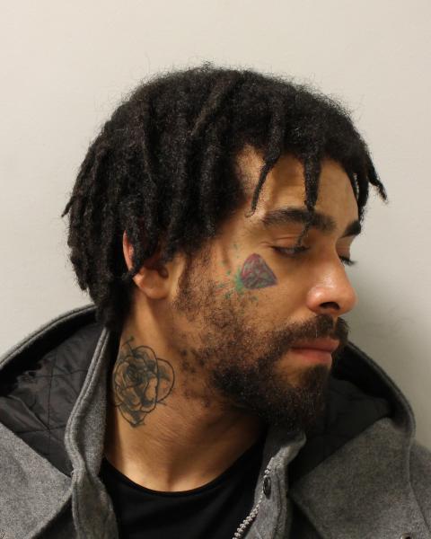 Andrew Elliott - custody image 2