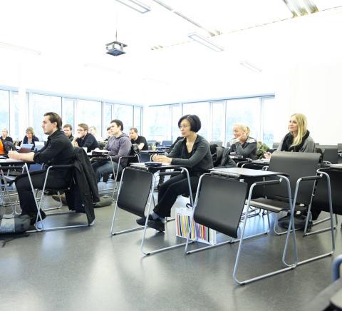 Sju nya yrkeshögskoleutbildningar