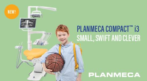 Planmeca's new dental care unit offers functionality and flexibility for every dentist