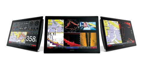 Garmin® GPSMAP® 8400-serien