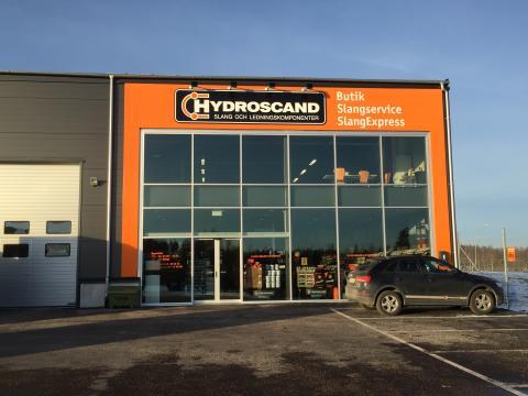 Örebro: Hydroscand deltar på Hindersmässan