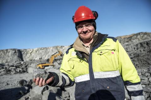 Turvallisuus on kaivoksella ykkösasia