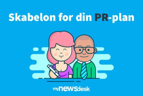Gratis guide til en succesfuld PR plan