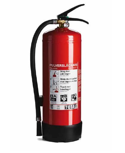 SSG Brandskyddsbevis nu för hela industrin.