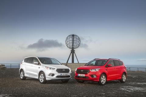 Folyamatos növekedés a Fordnál - A Ford Magyarország értékesítési eredménye 22 százalékkal nőtt az első félévben; júniusban tovább erősödtek a SUV- és haszongépjármű-eladások