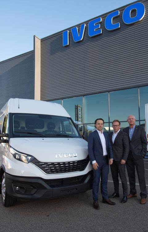Nordic Truckcenter ny återförsäljare för IVECO i Malmö