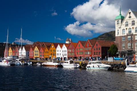 Bergen, un'estate di festival