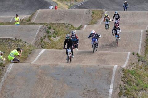 BMX-SM på Sibirien Arena i Ängelholm
