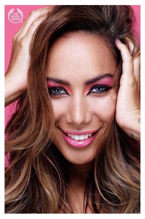 Leona Lewis ny gästambassadör för The Body Shop