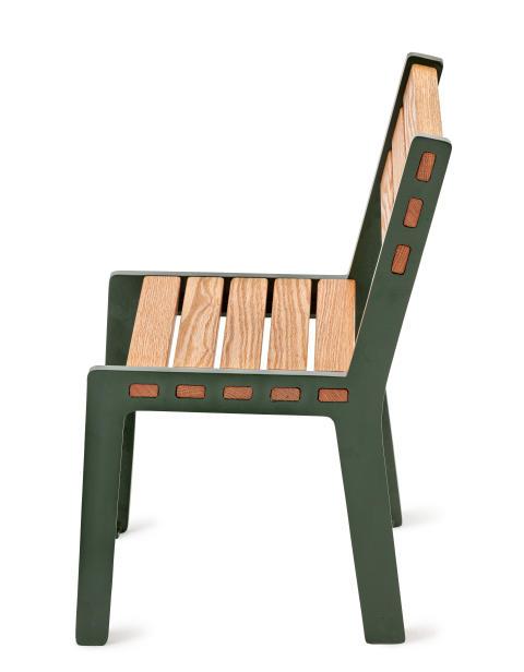 Frank child's chair, design David Taylor
