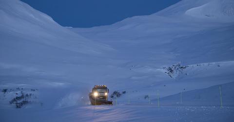 Svevia tar över Nordnorges största driftkontrakt