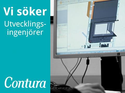 Contura söker Utvecklingsingenjörer