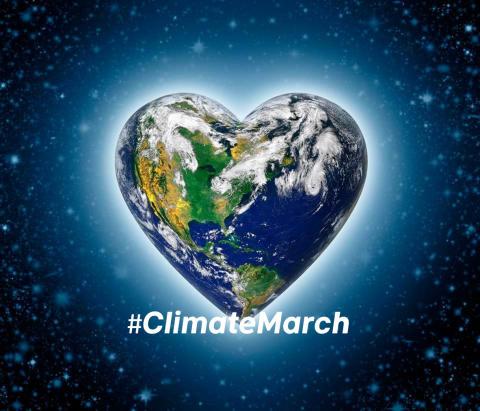 14 klimatevenemang i Sverige på People's Climate March 8 september 2018