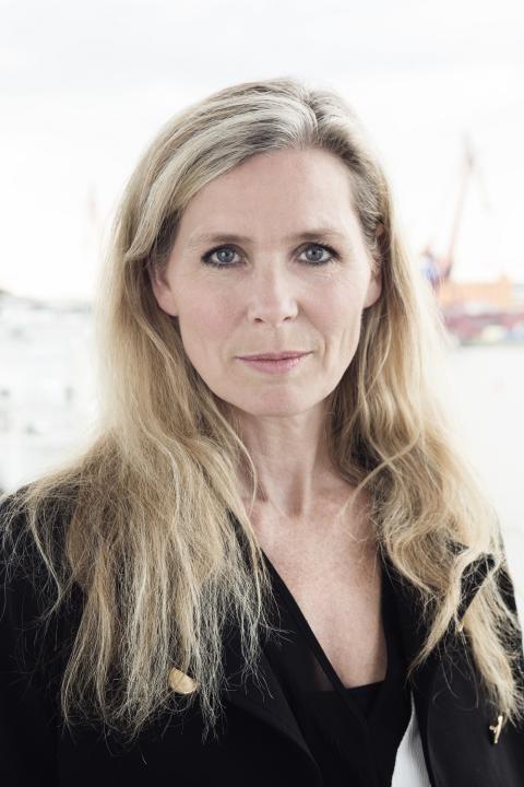 Katrín Hall fortsätter som konstnärlig chef för GöteborgsOperans Danskompani