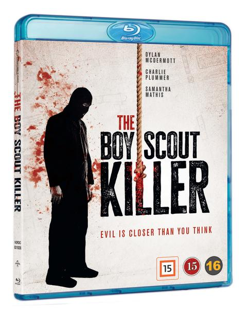 The Boy Scout Killer