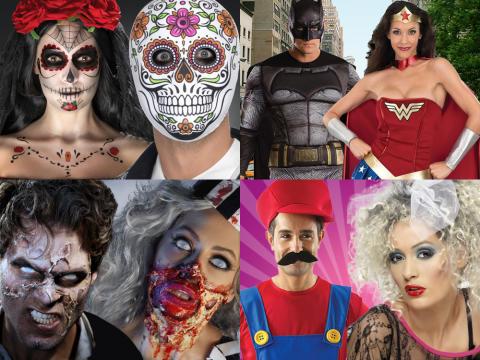 Kuusi cooleinta trendiä Halloweeninä 2016!