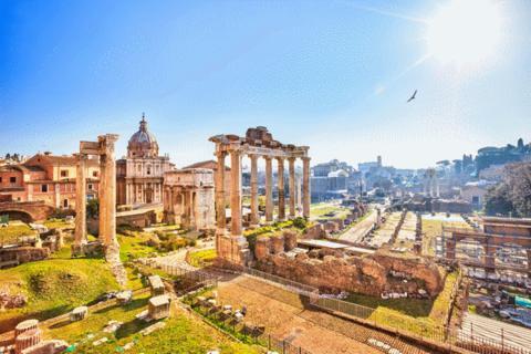 Rundreise til tre av Italias vakreste byer - Roma, Firenze & Venezia