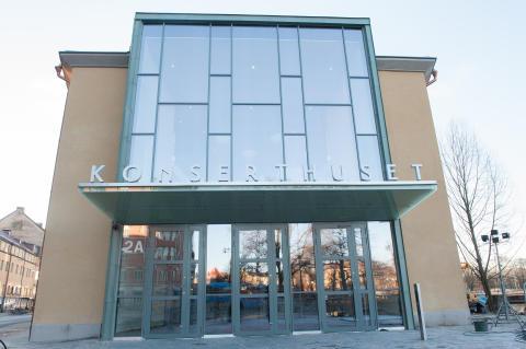 Konserthuset, nominerat till Örebro kommuns Byggnadspris 2015