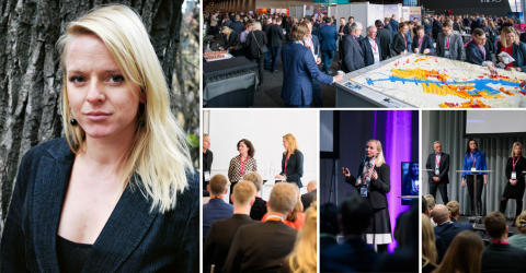 Prestigefyllt logistikpris delas ut på Business Arena Göteborg