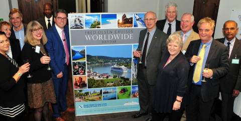 It's all about the experience' with Fred. Olsen Cruise Lines in 2017/18