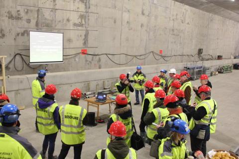 Presentation av Citytunneln