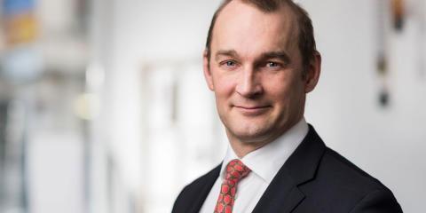 Mikael Sandström ny kanslichef hos Moderaterna i Stockholms stad