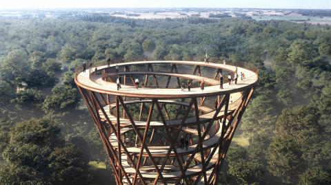 Camp Adventure Tower