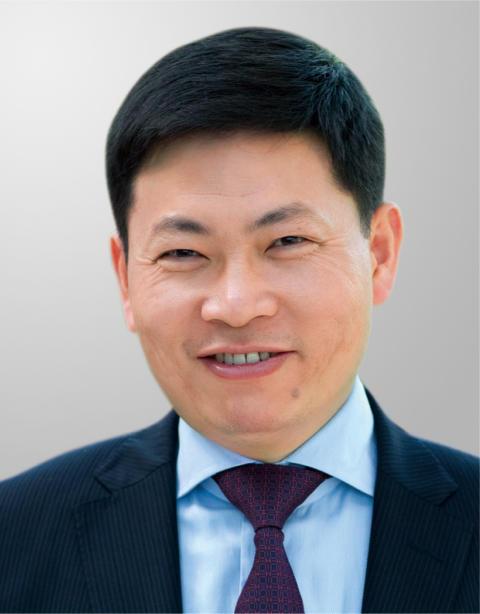 Richard Yu_yuchengdong_CEO Huawei Consumer Business Group