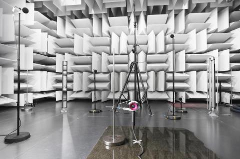 Dyson Akustik Labor Supersonic