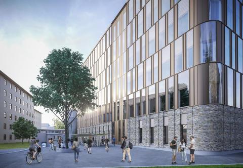 Byggstart för miljardprojektet Natrium vid Göteborgs universitet