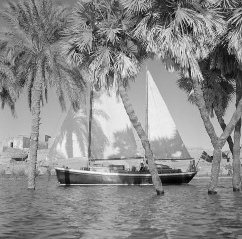 Mötet med Nilen - fotoutställning öppnar  21 september