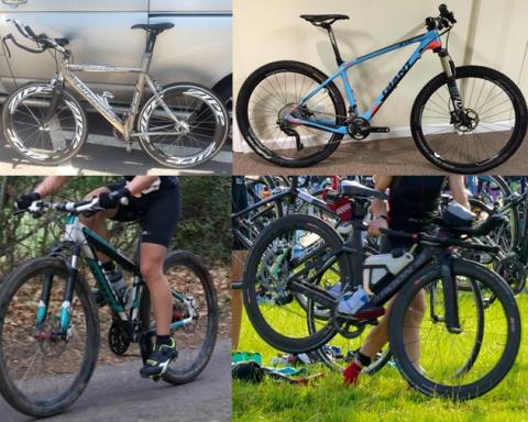 Bicycles stolen from shed in Thornhill