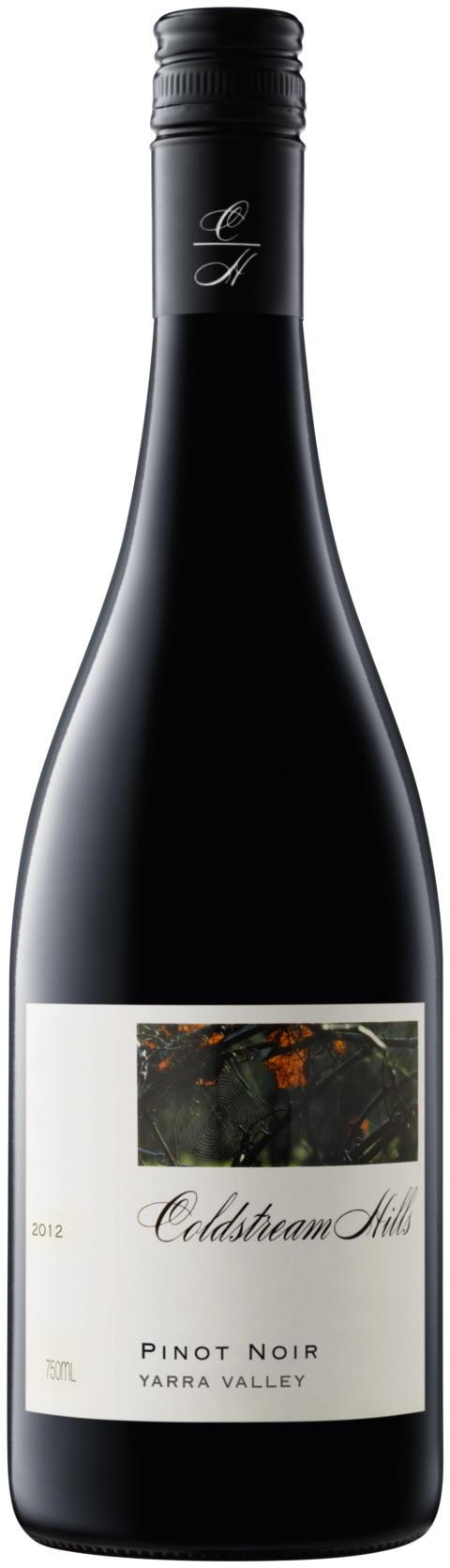 Coldstream Hills Pinot Noir 2012