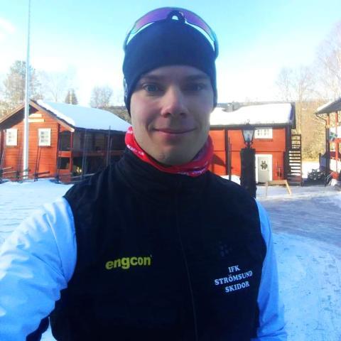 Team Engcon Magnus Näslund