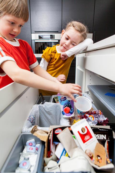 Avfall er en råvare som bør utnyttes