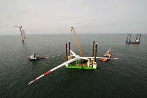 2015: a record year for Offshore wind investments