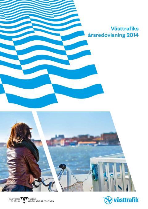 Västtrafiks årsredovisning 2014
