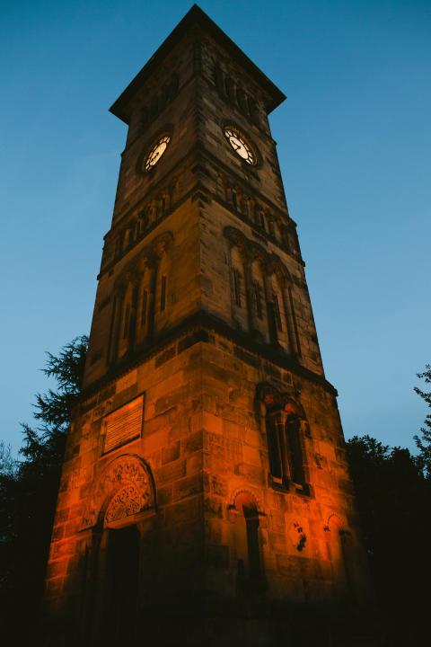 Lichfield Clock Tower