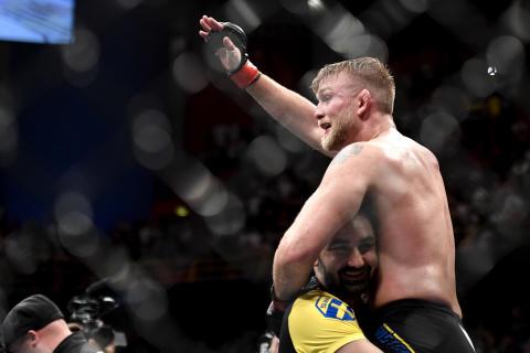 ESMG ny kommersiell partner till UFC