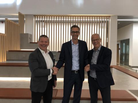 ÅF och Siemens fördjupar samarbete kring Virtual Commissioning