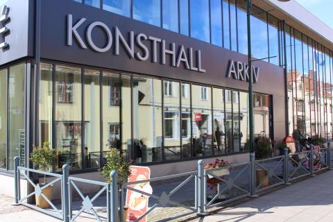 Press och media inbjuds till pressvisning i Lidköpings Konsthall
